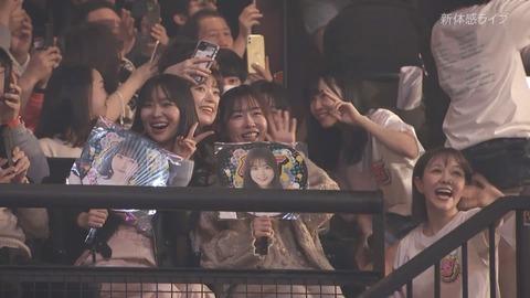 【朗報】IZ*ONEメンバー、TDCコンサートで目撃される!!!