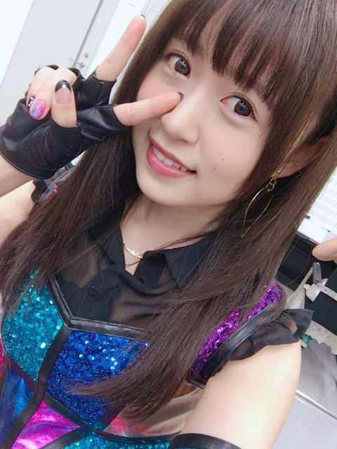 【HKT48】冨吉明日香ってイロモノ扱いされてるけど普通に可愛いよな?