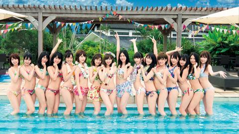 【AKB48総選挙】水着サプライズが楽しみなメンバーっている?