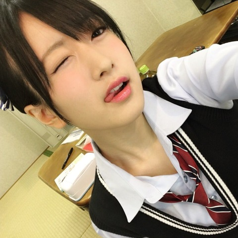 【NMB48】須藤凜々花が増田有華に見つかる「りりぽん可愛い...」