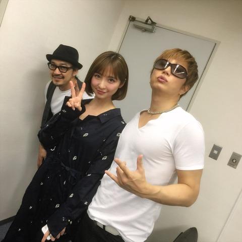 【画像】篠田麻里子とGACKTの2ショットが凄い!!!!!!