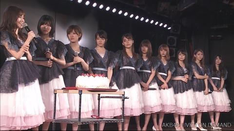 【AKB148】こみはる生誕祭でゆきりんが泣く!!!【込山榛香・柏木由紀】