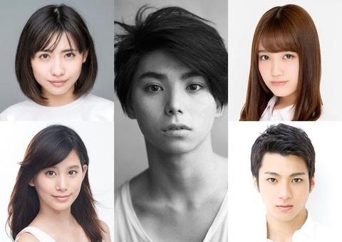 【AKB48】加藤玲奈が映画「二度めの夏、二度と会えない君」に出演決定