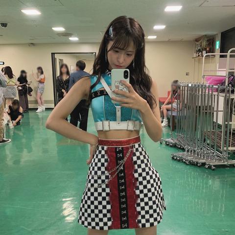 【NMB48】清水里香のスタイル凄過ぎ!!!【りかてぃー】