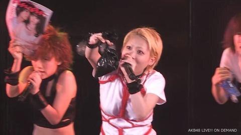 【AKB48G】劇場公演中に突然う○こがしたくなった時の対処法