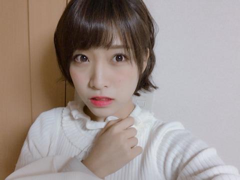 【画像】AKB48市川愛美ちゃんがさらに髪を切って可愛くなる!!!