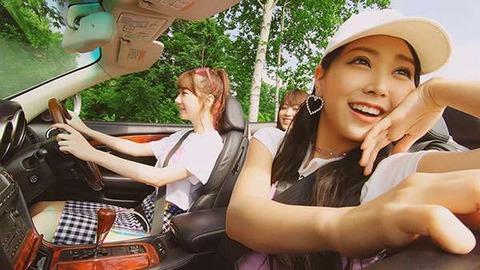 【AKB48G】運転免許を持ってるメンバーって誰がいる?