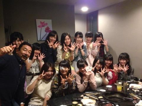 【朗報】爆乳みーおんが破裂寸前wwwww【AKB48・向井地美音】