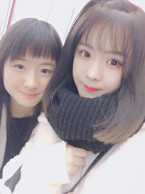 【NMB48】中野麗来の妹もドラフト会議で獲得したのに、話題になって無さ過ぎじゃね?