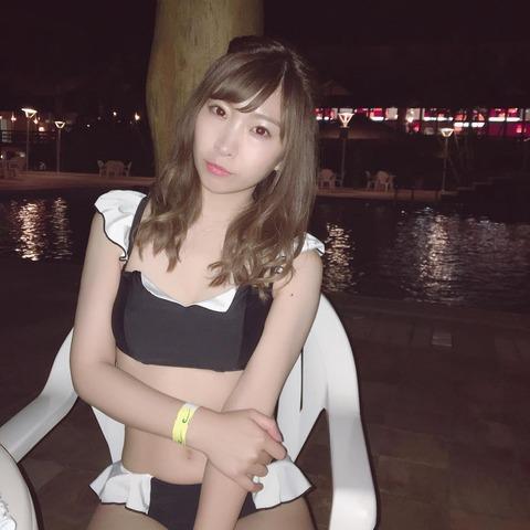 【朗報】元祖「あるんすよ私」の岩佐美咲さんから水着画像が到着!