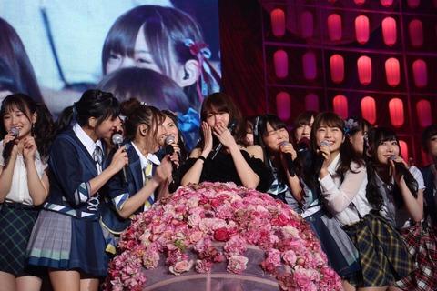 【AKB48G】残されたビッグネームの卒業コンサートはどれくらい動員できるかを予想するスレ