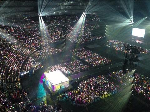 AKB48Gで4大ドーム同時多発ライブをやって、どのグループが1番人気があるのかハッキリさせようぜ