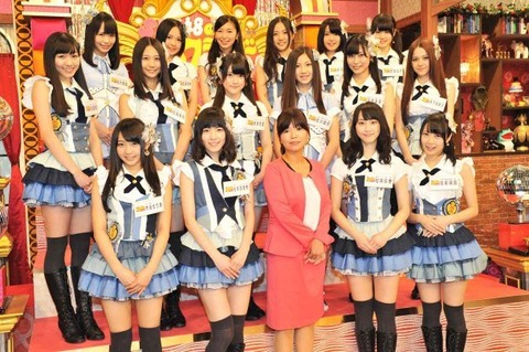 【SKE48】15thシングル選抜はこれで確定か?