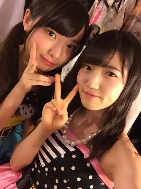 【AKB48】村山彩希と久保怜音、どっちかを選ばないといけないとしたらどうする?