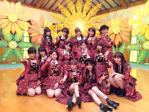 【AKB48G】なぜ糞曲扱いされてるのか分からない曲