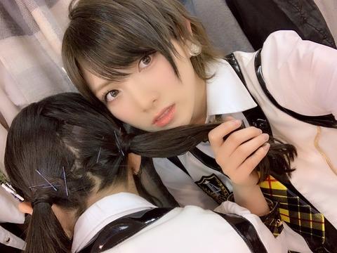 【AKB48】岡田奈々「今の若手はみんな頑張ってる。努力して汗をかいたら、きちんとそれが報われる…そんなAKBであってほしい」