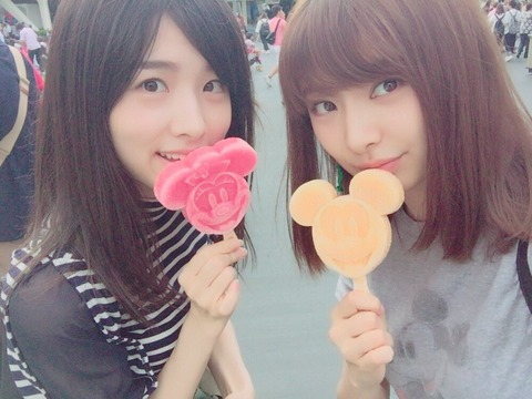 【AKB48】十夢とさっほーのただならぬ関係【武藤十夢・岩立沙穂】
