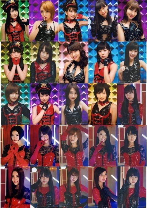 AKB48Gはシステムが面白いだけ 人材はハロプロ