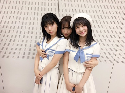 【AKB48】坂口渚沙と小畑優奈 正直どっちが可愛い?【SKE48】