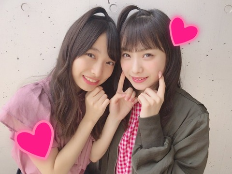 【AKB48】久保怜音ちゃん(中3)、黒ブラ確定のお知らせ