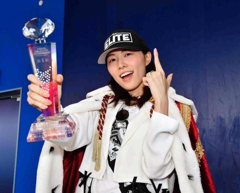 【SKE48】世界チャンピオン松井珠理奈さん、総選挙のスピーチを初めてVTRで見て感動して泣いてしまう