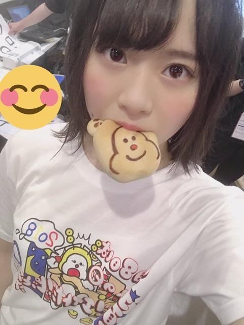 【AKB48】倉野尾成美さん、とんでもない画像をアップしてしまうwww