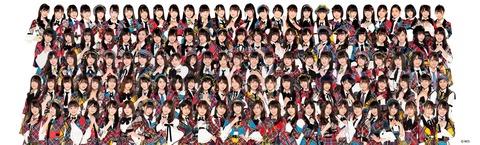【AKB48G】最も地味なメンバーって誰だろう?