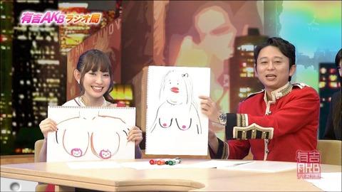 【AKB48】小嶋さんはそろそろ桜色の乳首を見せてもいい頃じゃないか?【小嶋陽菜】