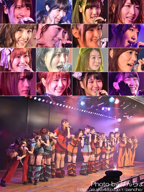 【AKB48G】握手会には行くけど公演には行かないヲタってどう思う?