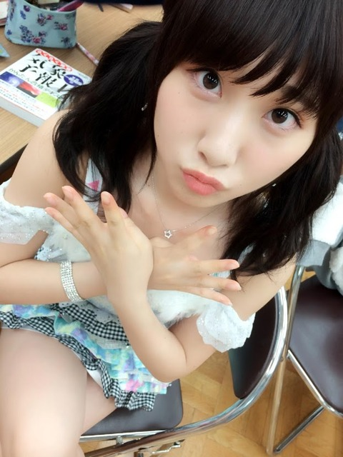 【AKB48】高橋朱里「チームBを一言で表すと枝豆」