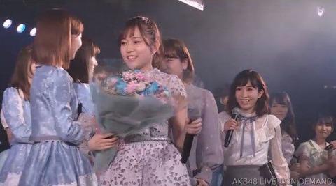 【AKB48】まゆゆ卒業公演にらぶたん、はるごん、他が駆けつける!!!【渡辺麻友】