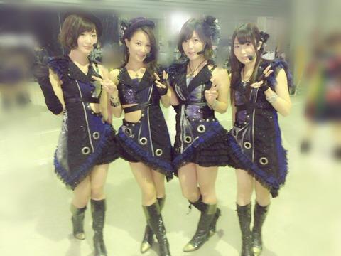 【AKB48】田名部生来「まさかリクアワで出番がないとおやすみになるとは思わなかった」