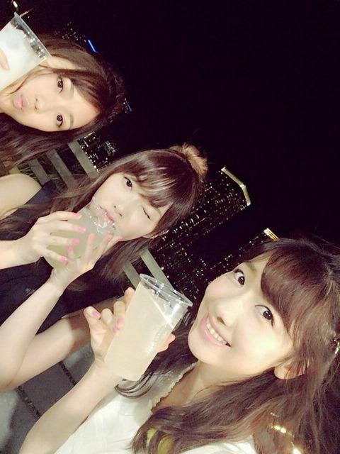 【AKB48G】指原莉乃、渡辺麻友、柏木由紀の3人で食事をしたら誰が金を払うのか問題