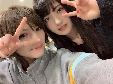 【AKB48】岡田奈々の母がゆうなぁ推しでゆいりーは家族公認だったwww【村山彩希】