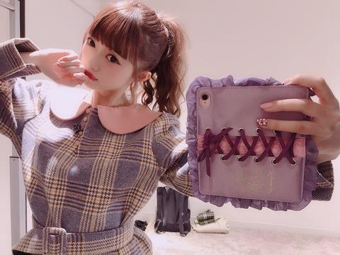 【AKB48G】自撮り加工が酷過ぎるメンバーと言えば誰?