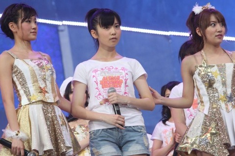 【AKB48】何故島崎遥香は第2の前田敦子になれなかったのか