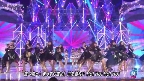 AKB48選抜の着替えの壁役に徹する元選抜&中堅干されメン達