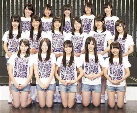 【NMB48】4期って渋谷凪咲以外はどうなの?