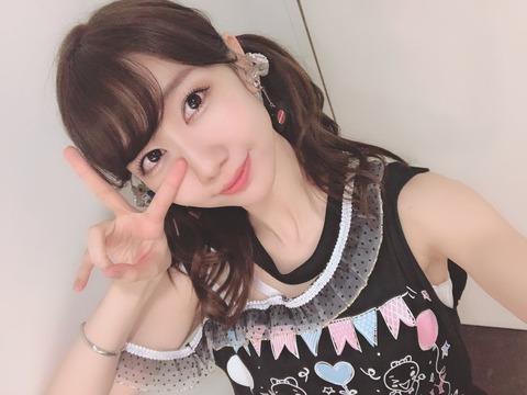 【AKB48】柏木由紀「今のAKBは3年後、5年後語られるような出来事はもう起きない」
