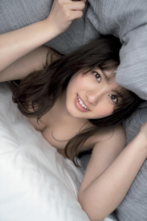 """【元AKB48】""""第2の磯山さやか""""こと大和田南那さん、現役時代から7kg太ったマシュマロボディに「痩せないで!」の声殺到www"""