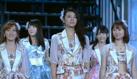 【AKB48G】歌い出しのソロが素晴らしい曲と言えば?