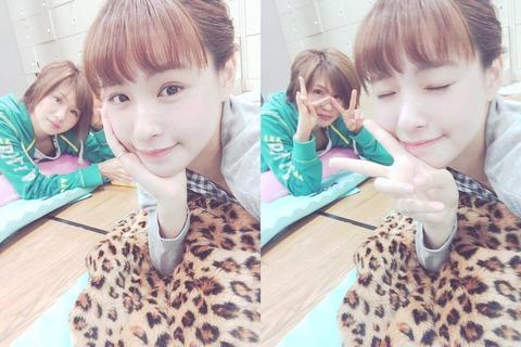 【NMB48】りぃちゃんTwitterに谷川愛梨の乳首画像キタ━━(゚∀゚)━━ !!!!!