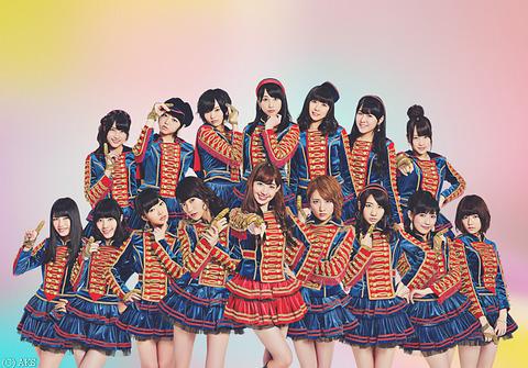 【AKB48】ハート・エレキのアナログ盤もあったらいいのに