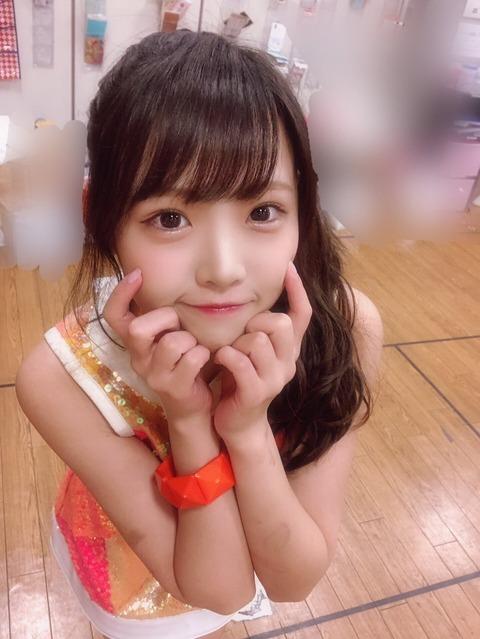 【NMB48】植村梓「1番好きです可愛いですって言えはやく」