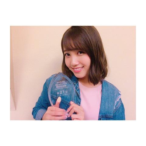 【AKB48】加藤玲奈は去年21位なのに選抜を目標にすると身の丈に合ってないように感じるのはなぜ?