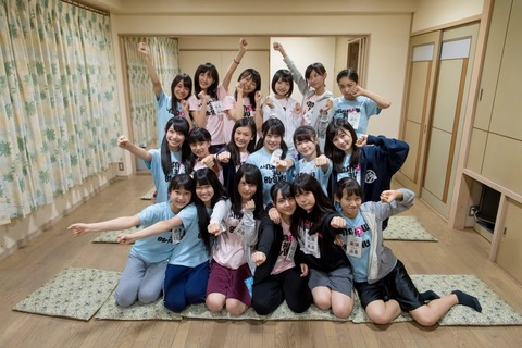 【AKB48】16期とかいうガチの暗黒世代wwwwww