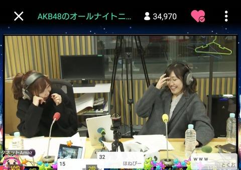 【AKB48】オールナイトニッポンでおまえらが個人的に一番好きな回ってどれ?