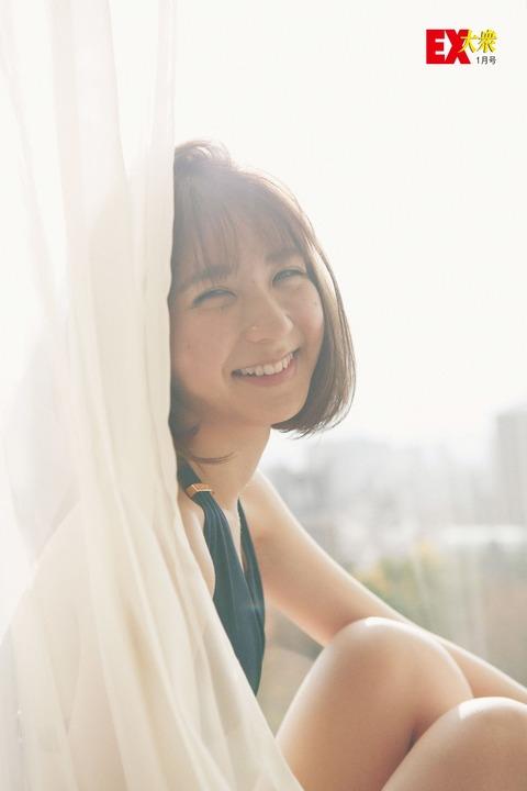 【HKT48】松岡菜摘の笑顔wwwもっといいのあっただろwww