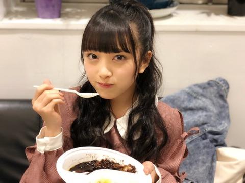 【AKB48】この画像の向井地美音がメッチャ可愛い!!!【もぐもぐみーおん】