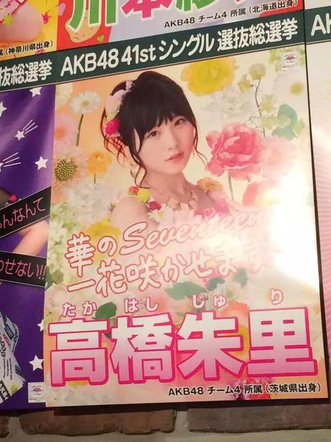 【AKB48】41thシングル総選挙ポスター画像まとめ【その2】